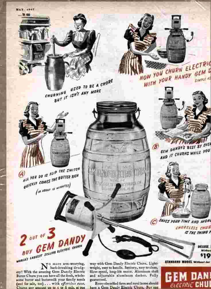 Gem Dandy Churn Ad